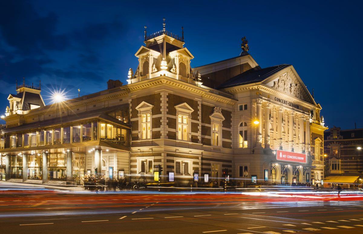 Het Concertgebouw © Hans Roggen