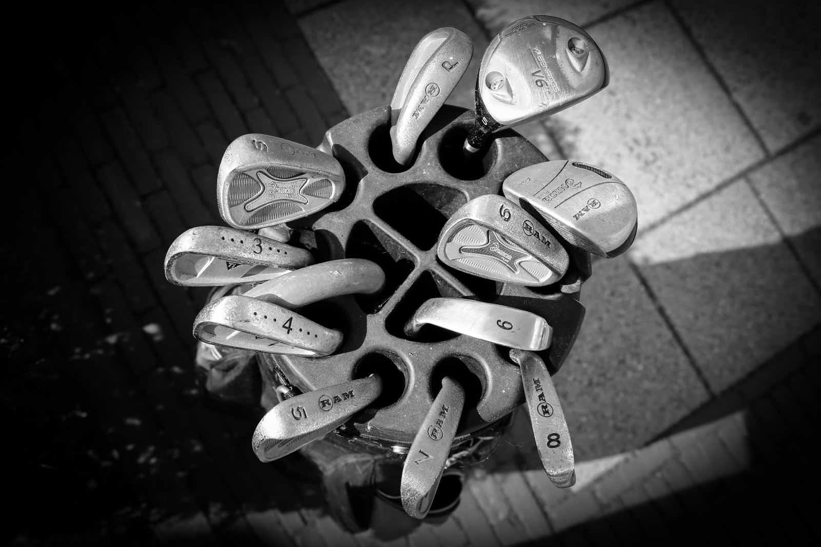 WTC Golf event